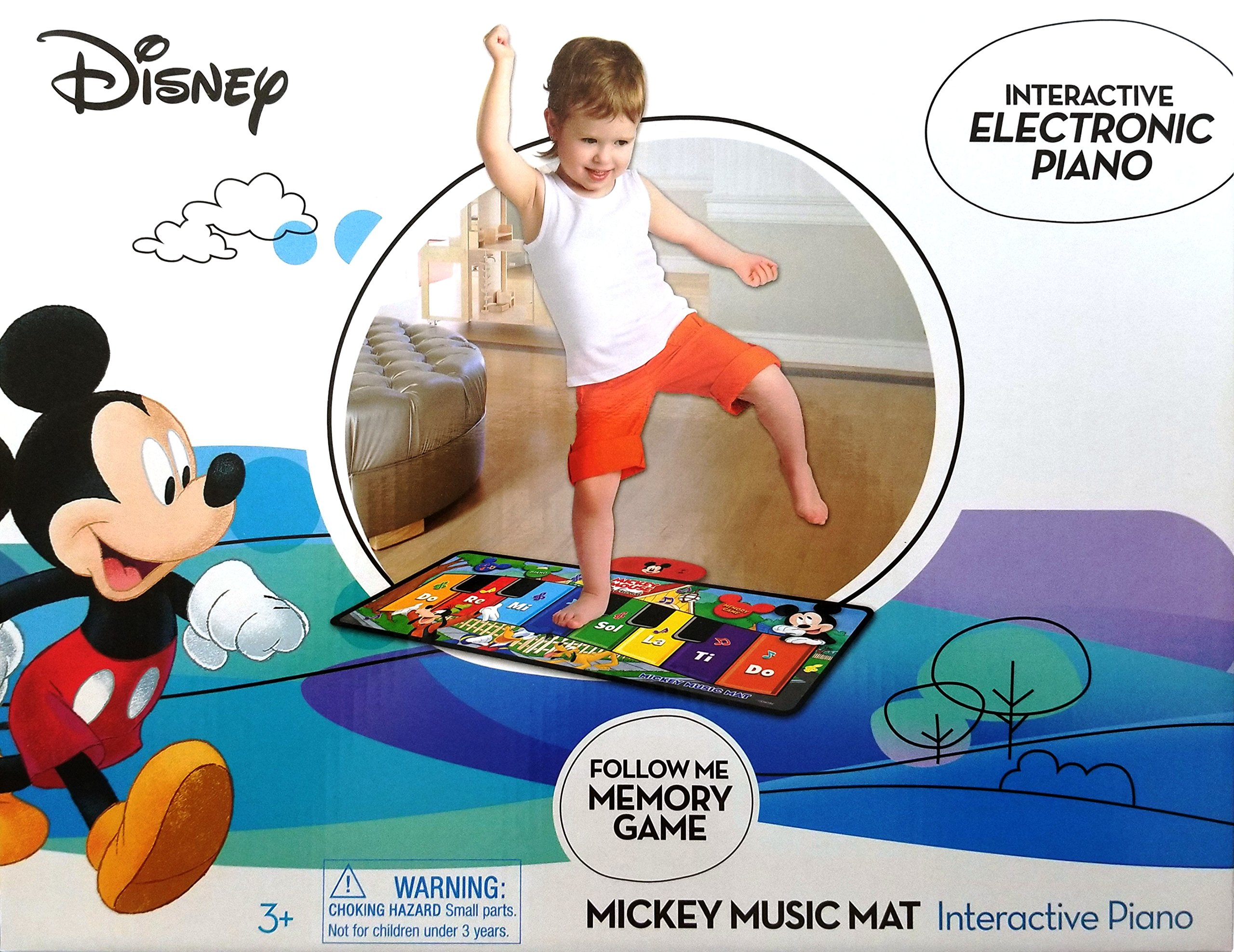 Disney Junior Mickey Mouse Music Mat by Disney (Image #2)