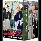 An Amish Country Quarrel 4-Book Boxed Set Bundle (Lancaster County Amish Quarrel Series (Living Amish) 5)