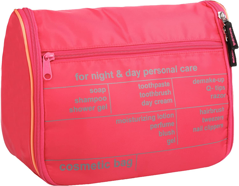 Cosmetic Bag Trousse de Toilette Coaban (Abricot
