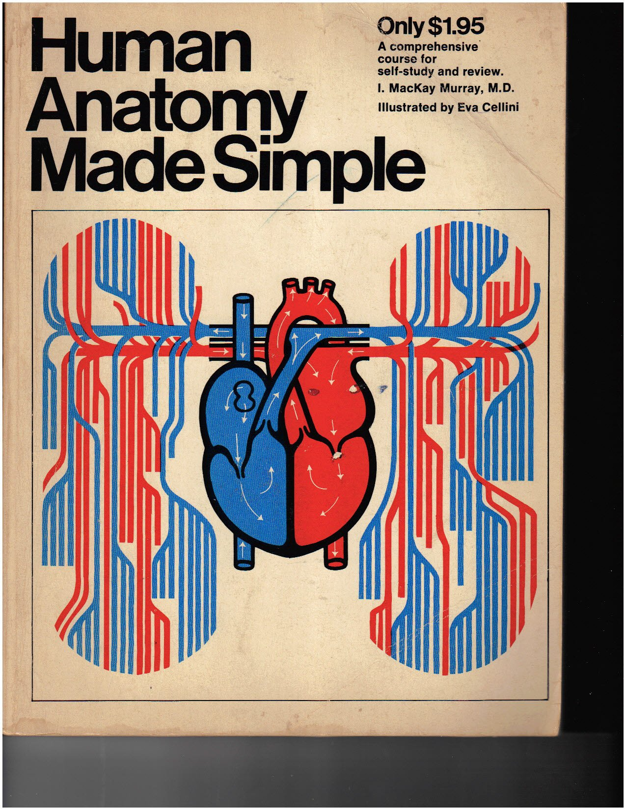 Human Anatomy Made Simple: Irwin MacKay Murray: 9780385011167 ...
