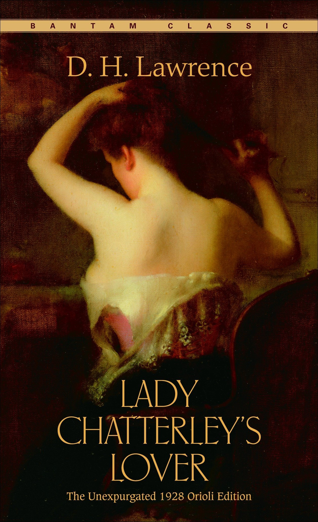Amazon.fr - Lady Chatterley's Lover - Lawrence, D.H. - Livres
