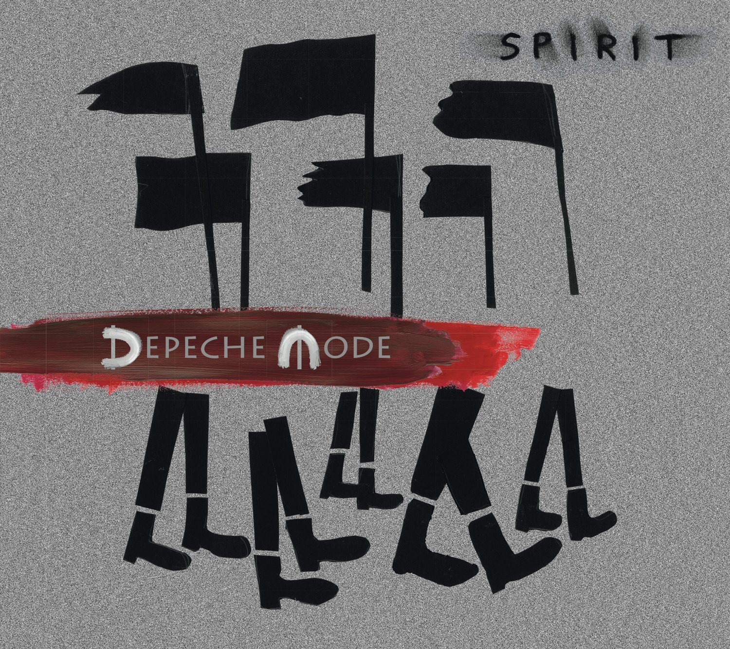 CD : Depeche Mode - Spirit (CD)