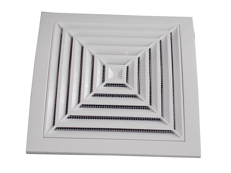 Cubierta de rejilla de ventilaci/ón de pl/ástico