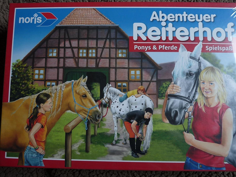 NORIS Abenteuer Reiterhof 2 - 12 Spieler, ab 10 Jahre