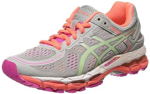 daa41b2d9 ... discount asics gel kayano 22 zapatillas de running para mujer color  gris silver 4f26e 27208