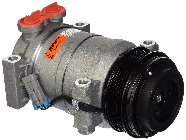 ACDelco 89019400 GM Original Equipment Air Conditioning Compressor