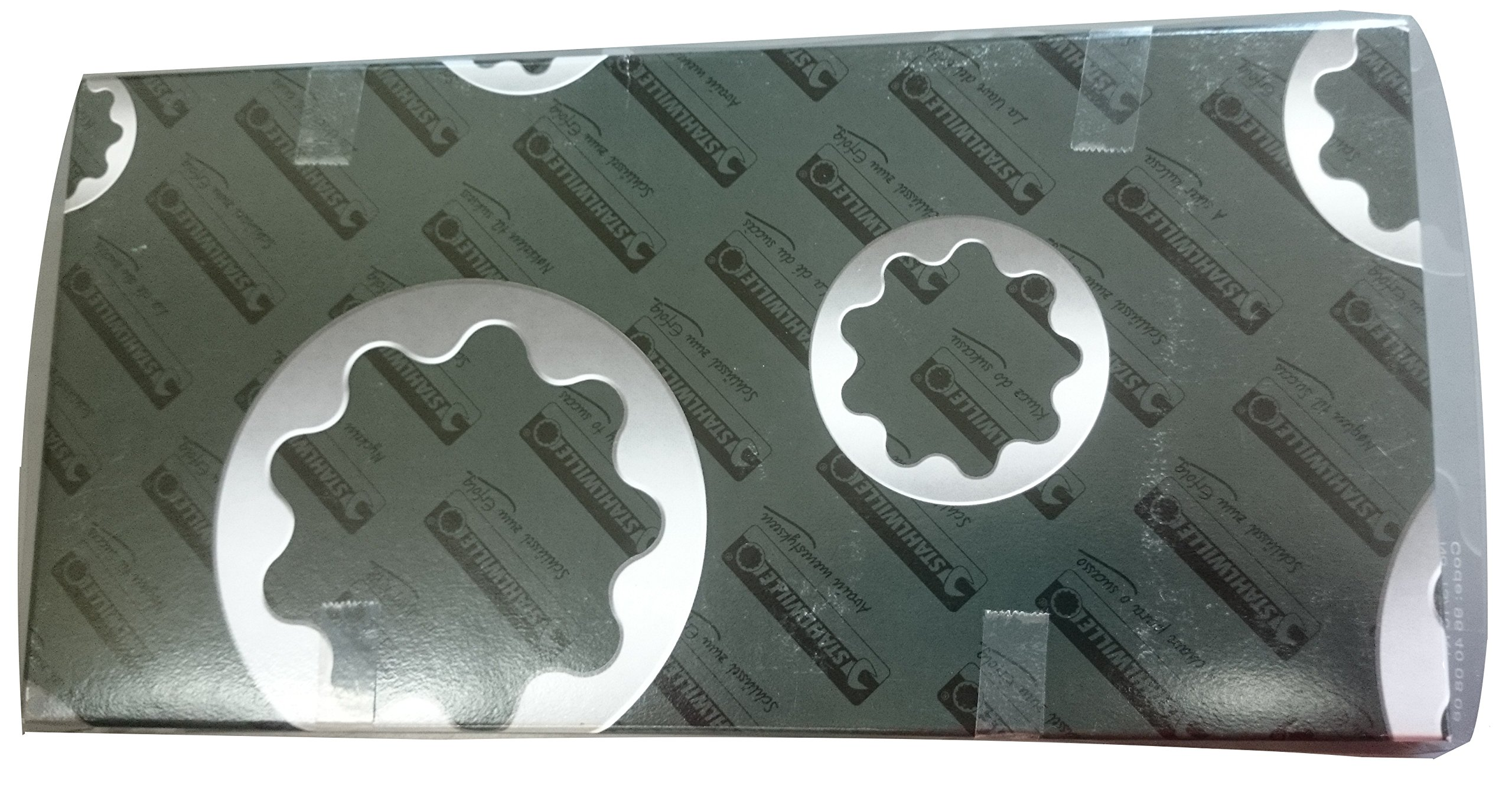 10 Pieces Stahlwille 13A//10KT Open-Box Combination Spanner Set
