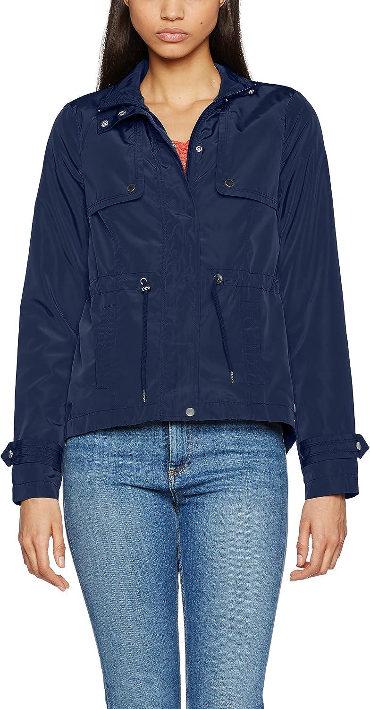 TALLA 36 (Talla del fabricante: Small). Vero Moda Vmisaline Bay Short Jacket Chaqueta para Mujer