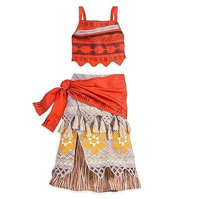 Disney Moana Costume for Kids Multi: Clothing