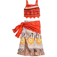 Disney Moana Costume Kids Multi