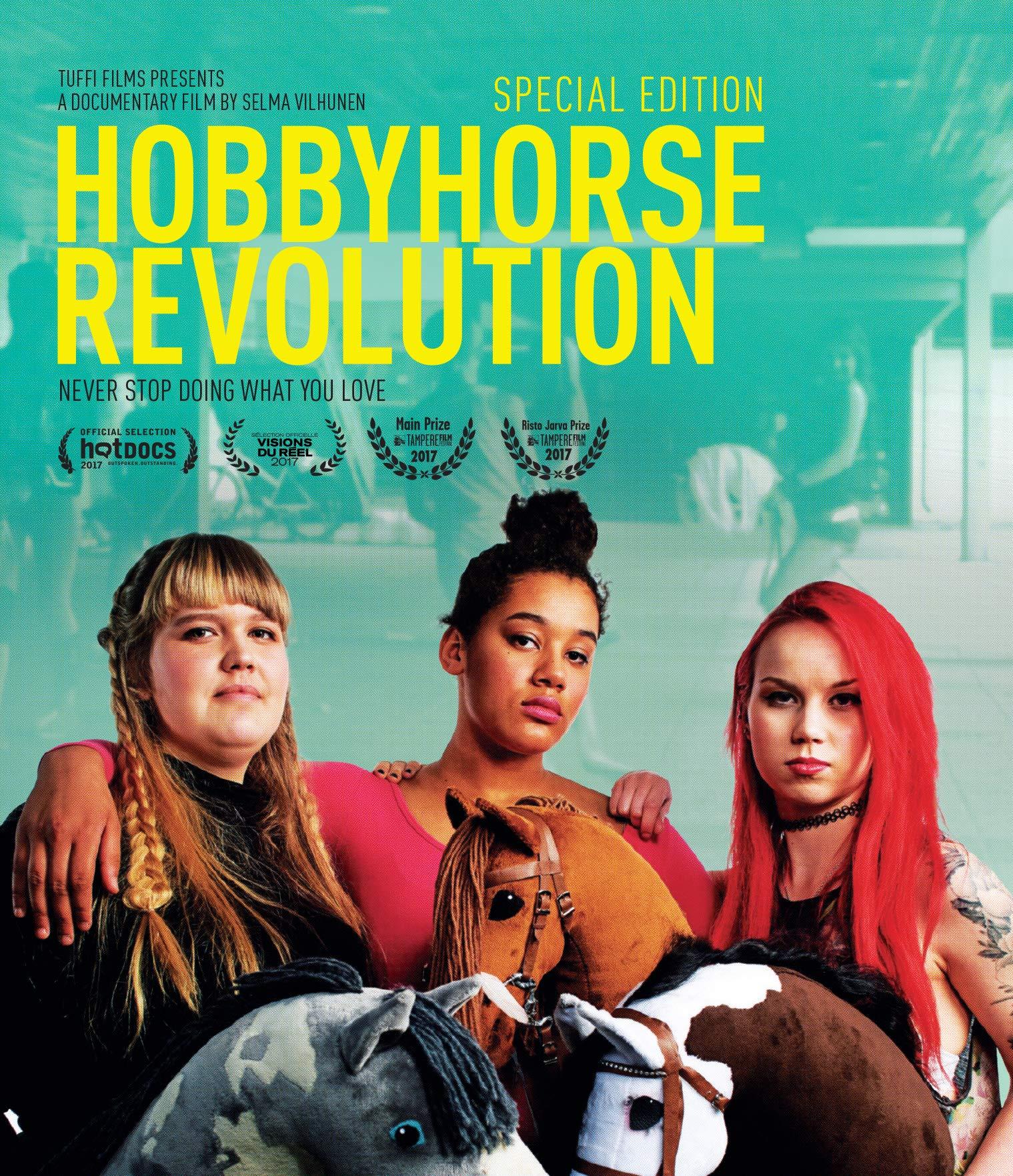 Blu-ray : Hobbyhorse Revolution (Special Edition)