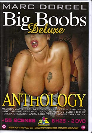 Marc dorcel big boobs deluxe anthology