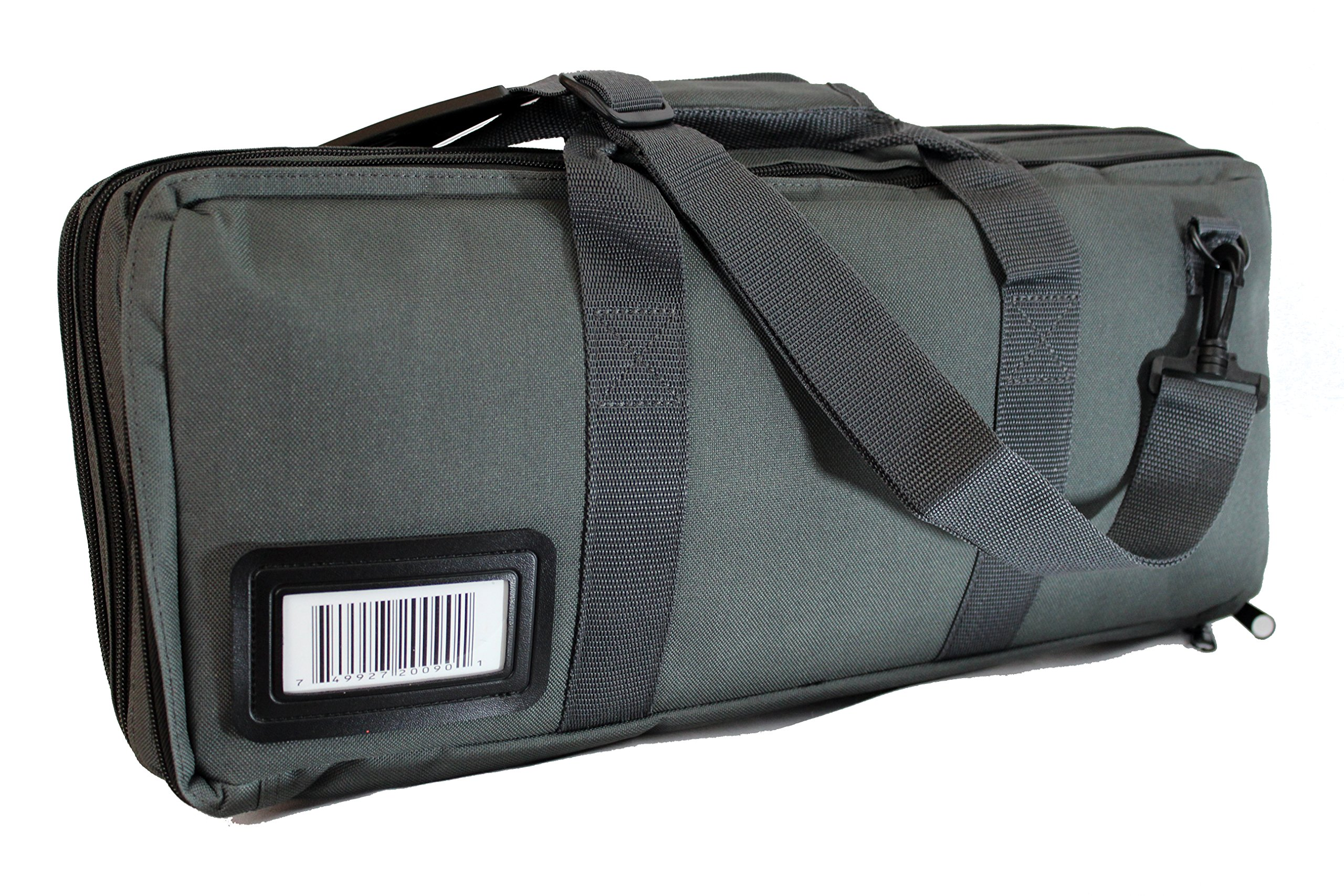 The Ultimate Edge 2001-EDGT Deluxe Chef Knife Case, Graphite by The Ultimate Edge (Image #2)