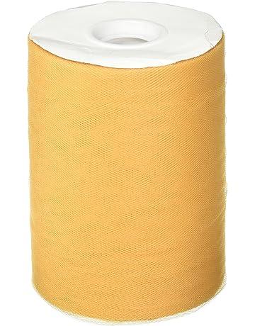 9052b46943c Tulle Fabric Spool Roll 6 inch x 100 Yards (300 feet)