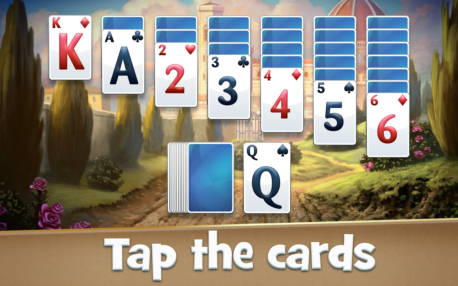 Fairway solitaire appstore for android for Big fish solitaire games