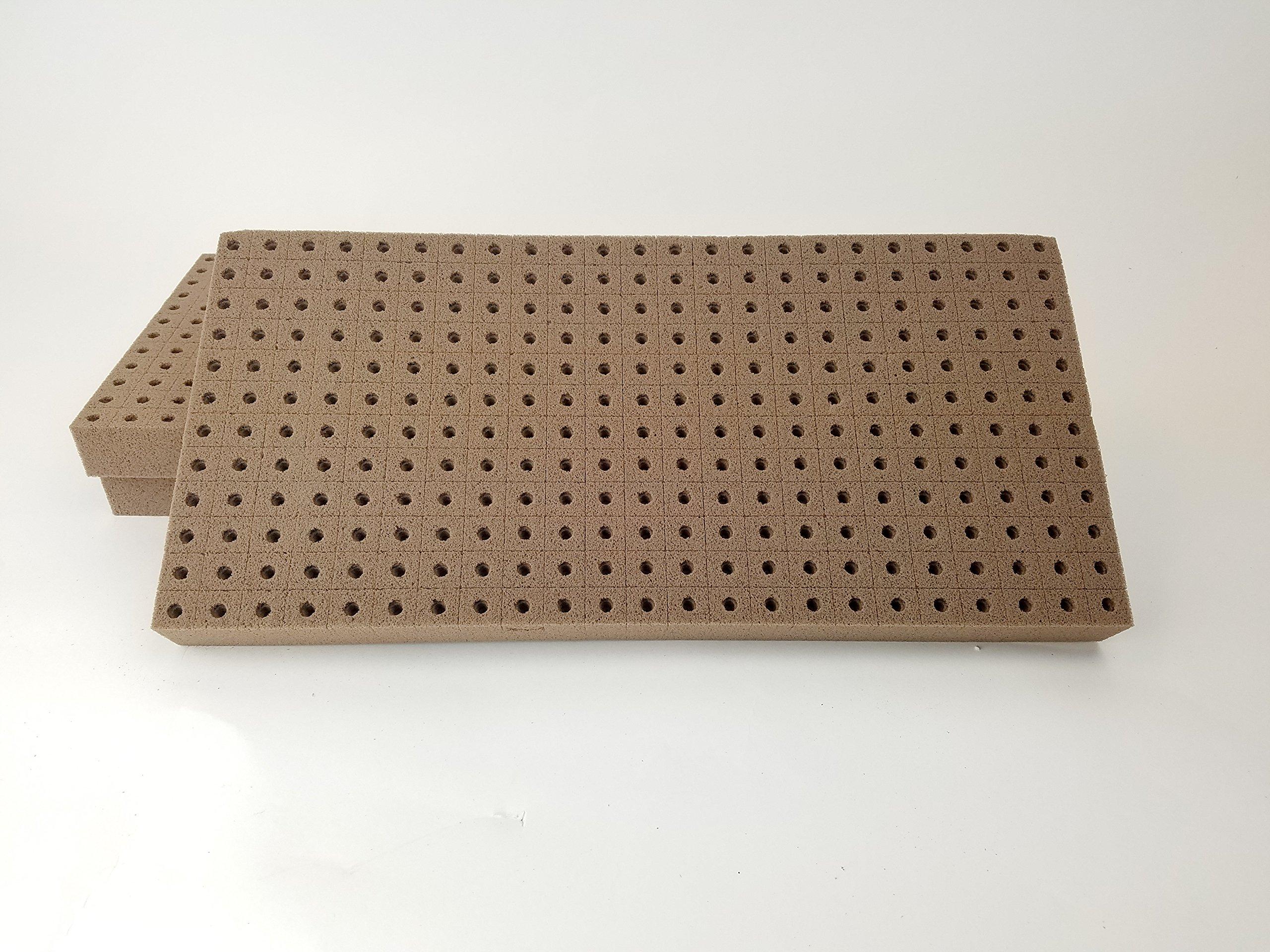 Oasis Horticubes ES Grow Cubes 276ct Sheet - Biodegradable Cubes (20)