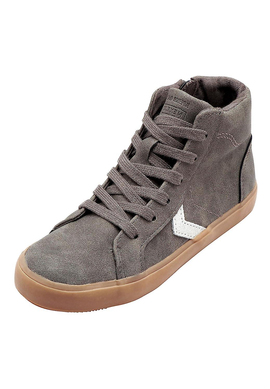 next Bambino Sneakers Alte (bambini Grandi) Grigio EU 30.5 Falso Ems8j15