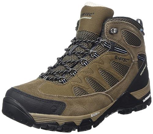 Hi-Tec Riverstone Ultra Waterproof, Botas de Senderismo para Hombre: Amazon.es: Zapatos y complementos