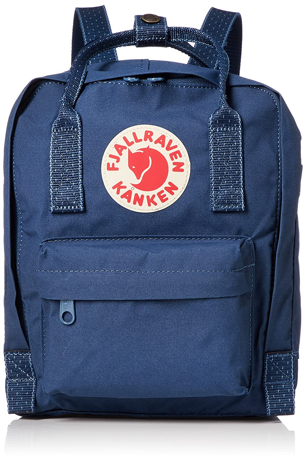 [フェールラーベン] リュック Kanken Mini 23561-Official B079947CSK Royal Blue-Pinstripe Pattern Royal Blue-Pinstripe Pattern