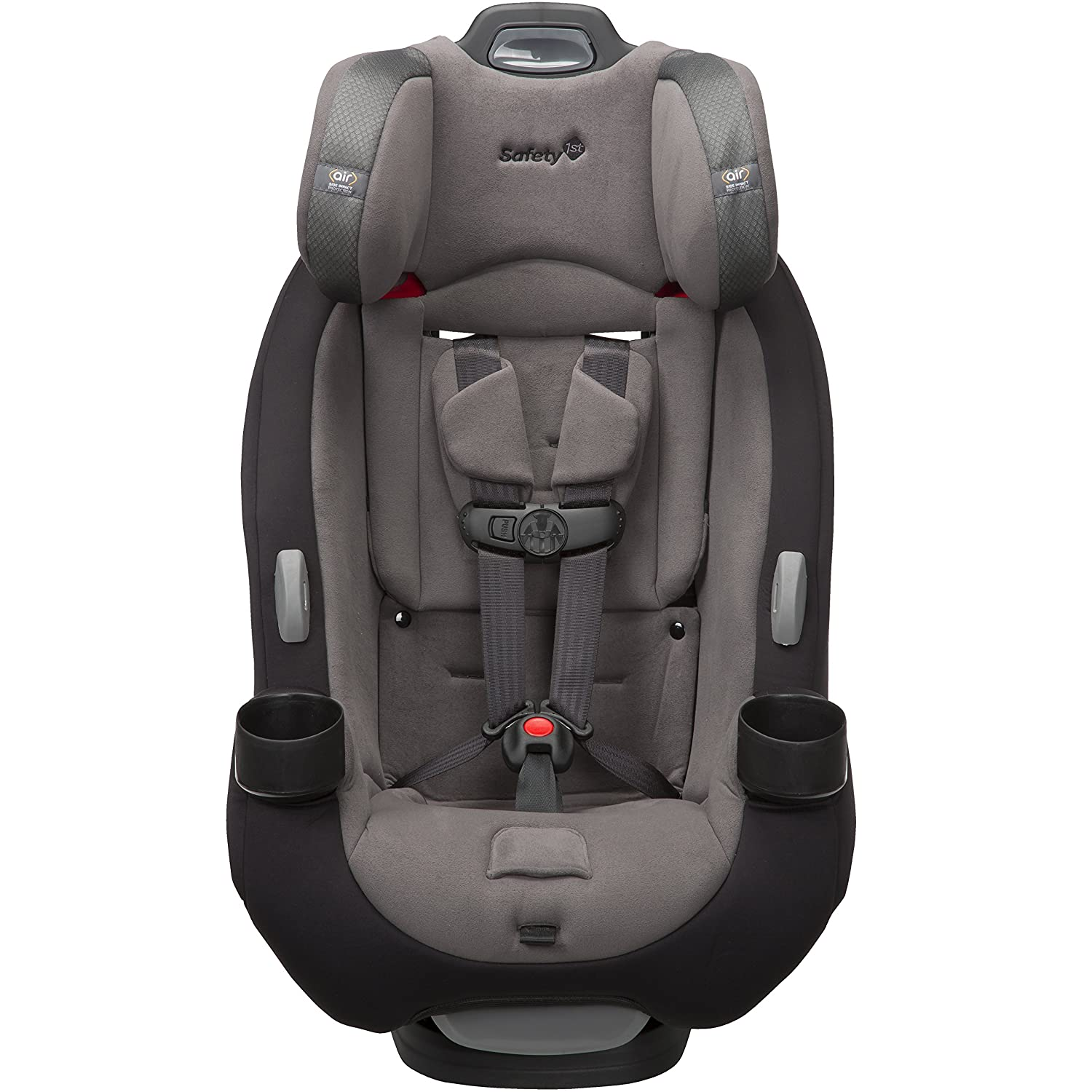 Safety 1st Grow And Go EX Air 3 In 1 Convertible Car Seat Dusty Rose Dorel Juvenile Group