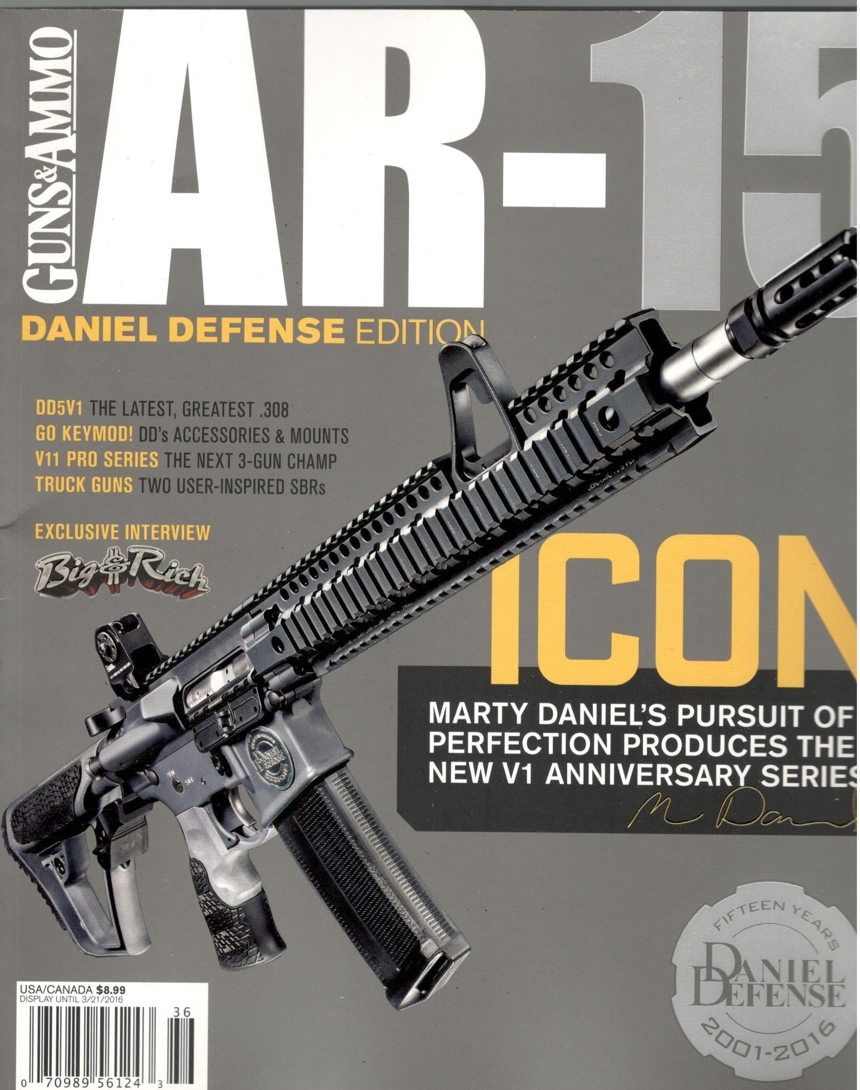 Download Book of the AR-15 Daniel Defense Edition 2016 ebook