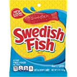 Swedish Fish Soft & Chewy Candy (Original, 5-Ounce Bag)