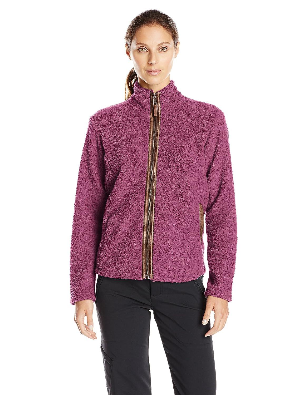 White Sierra Women's Wooly Bully Zip Jacket