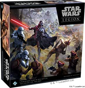 Fantasy Flight Games SWL01 Current Edition Star Wars Legion Board Game