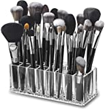 byAlegory Acrylic Makeup Brush Organiser 24 Spaces