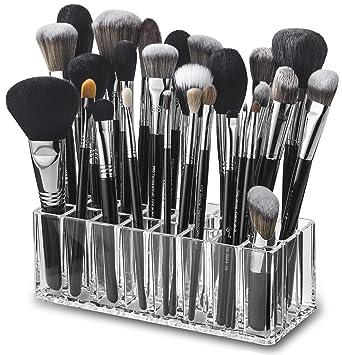 Large Makeup Brush Roll Organizer