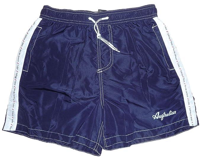 Pantaloncini Da Bagno Ragazzo : Boxer mare australian originale costume da bagno tasca