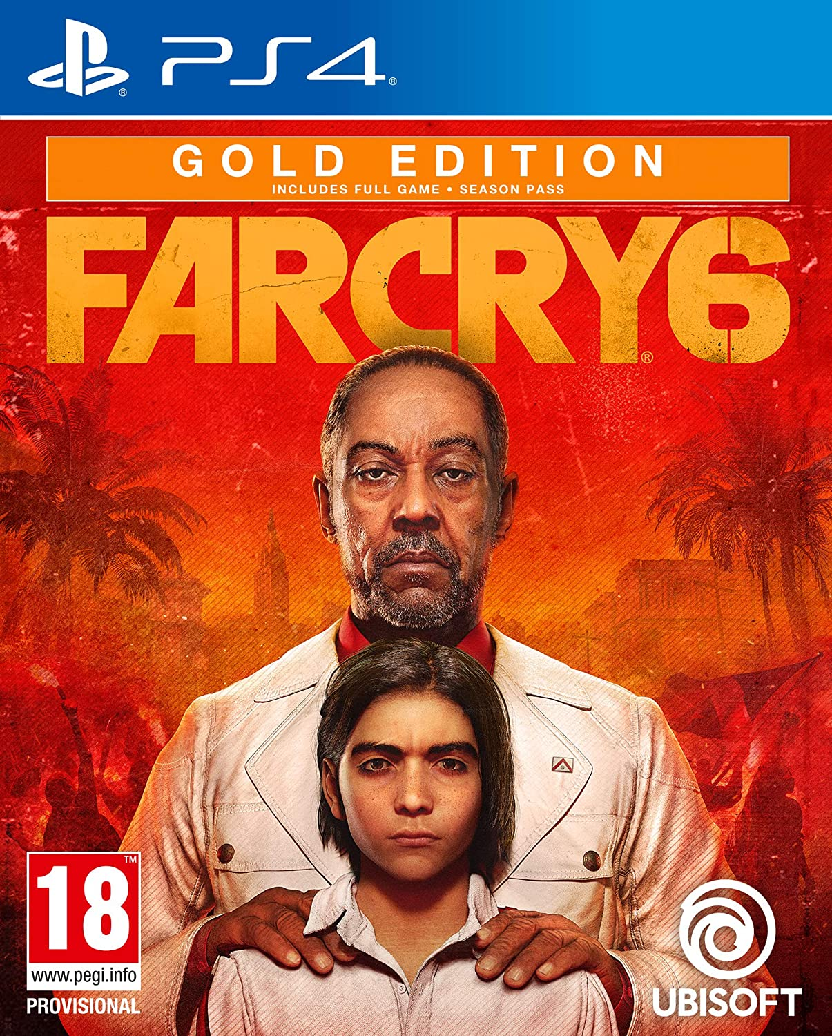 Far Cry 6 Gold Edition Ps4 Amazon In Video Games