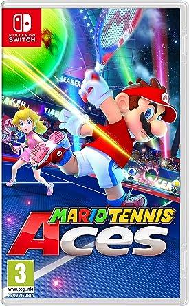 Mario Tennis Aces - Nintendo Switch [Importación italiana]: Amazon.es: Videojuegos