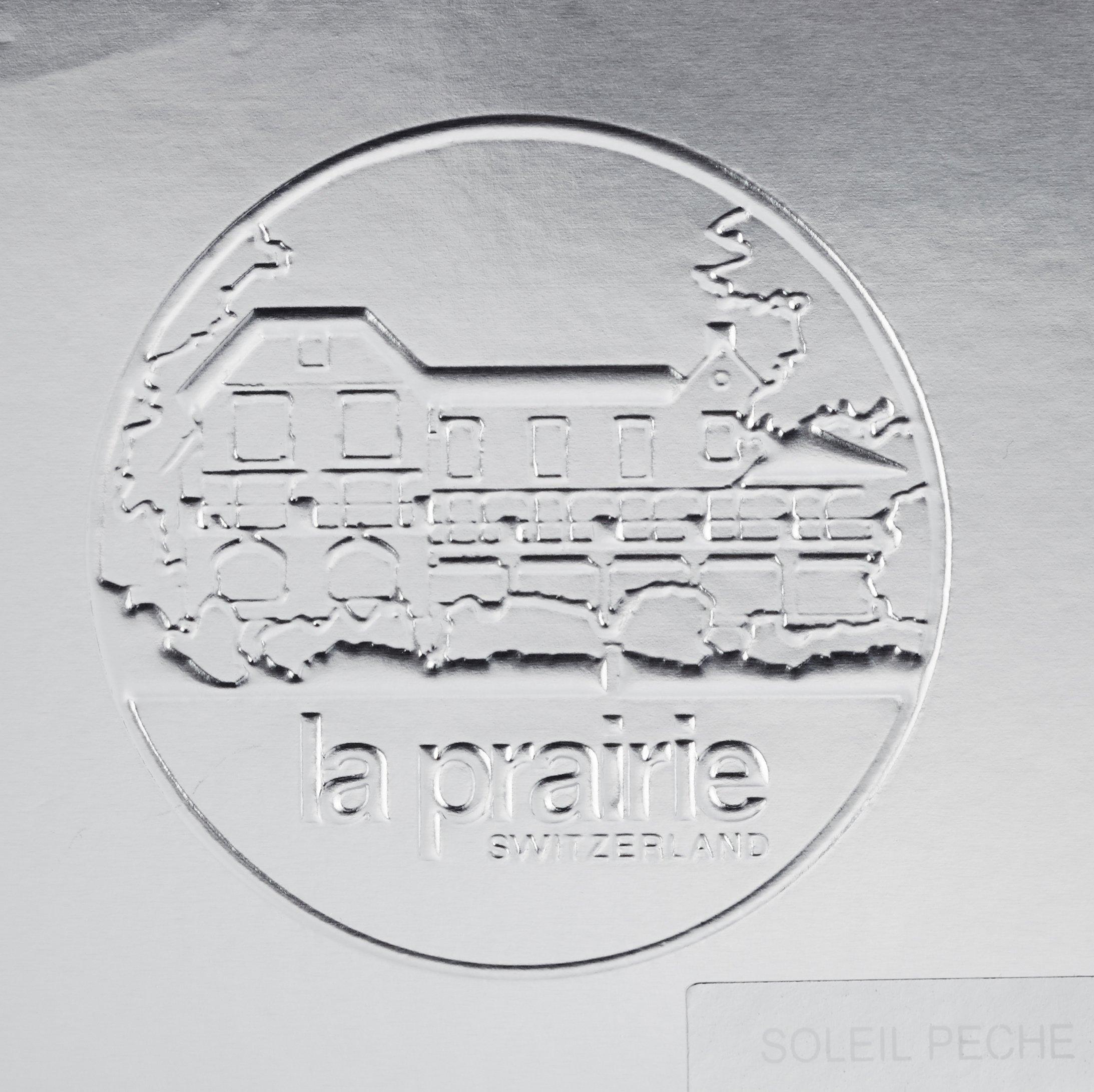 La Prairie Skin Caviar Concealer Foundation SPF 15, Soleil Peche, 1 Ounce