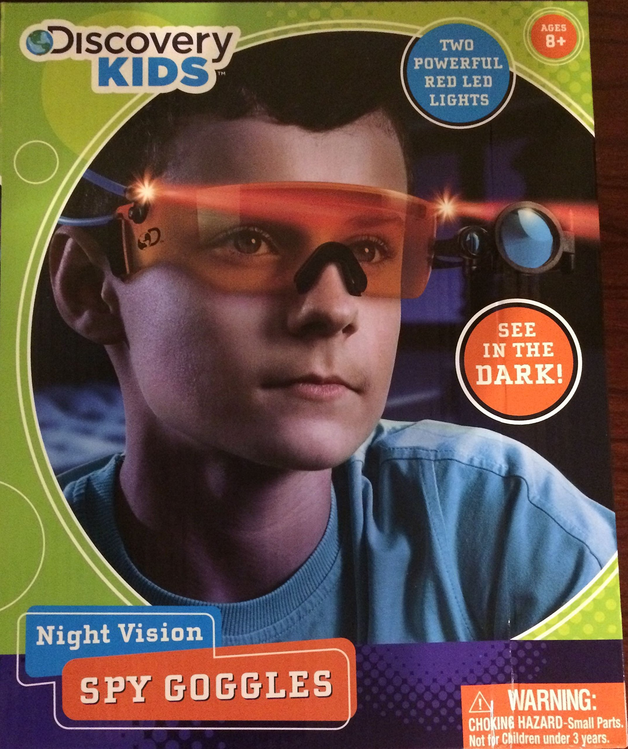 Night Vision Spy Goggles by Discovery Kids