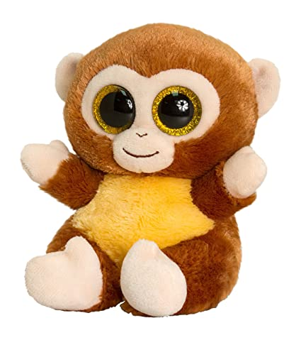 Keel Toys Sf0436 15cm Animotsu Monkey Plush Toy