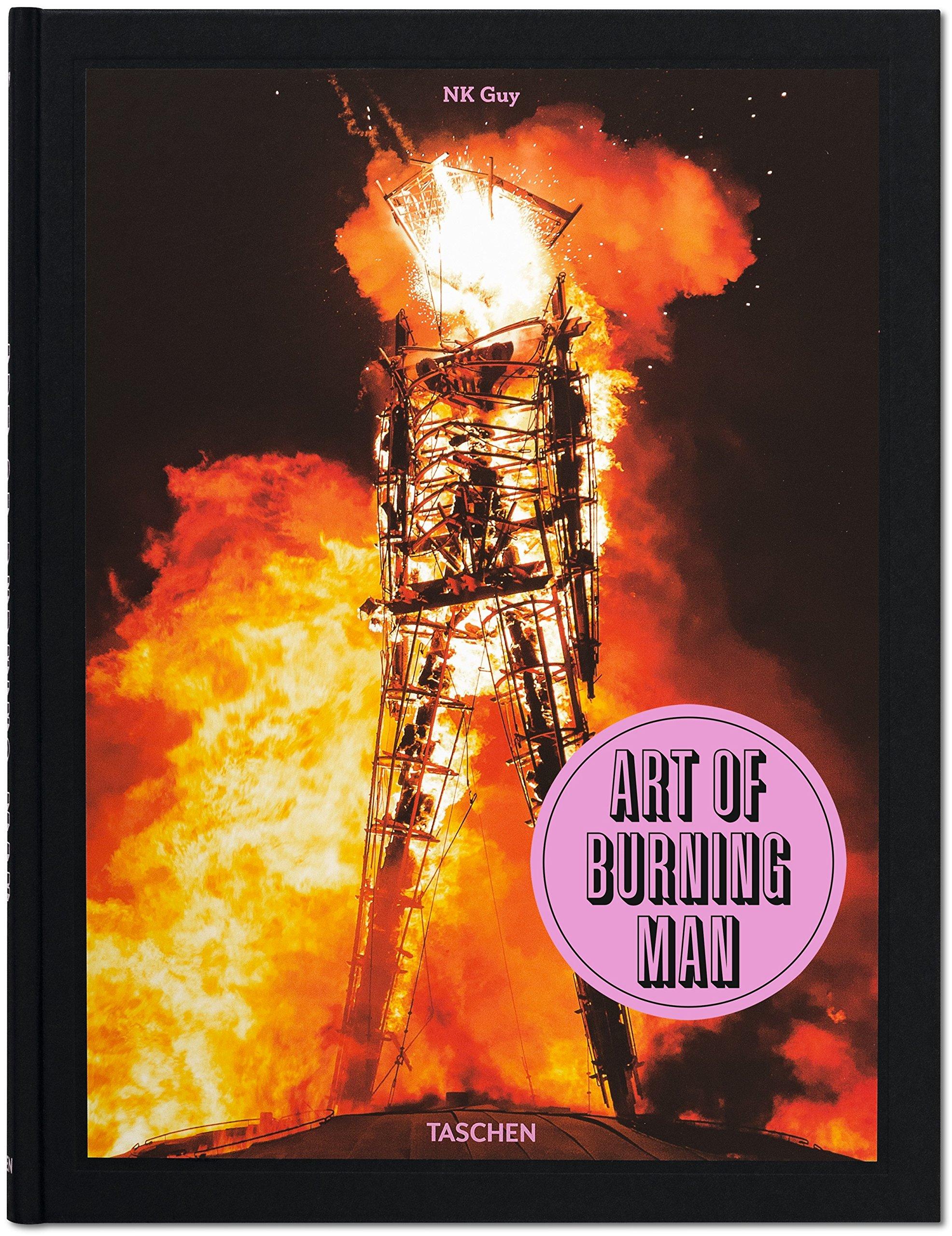 Read Online NK Guy: Art of Burning Man XL PDF