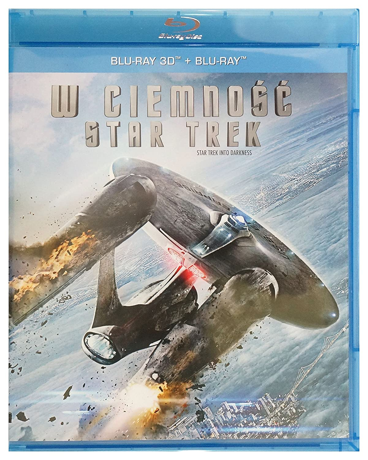 Star Trek Into Darkness 2Blu-Ray Region B IMPORT No hay ...