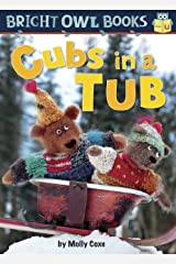 Cubs in a Tub: Short vowel u (Bright Owl Books) Paperback