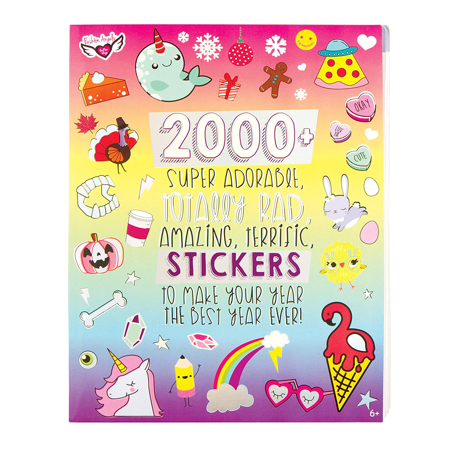 Style Lab by Fashion Angels 2000 The Year in Stickers
