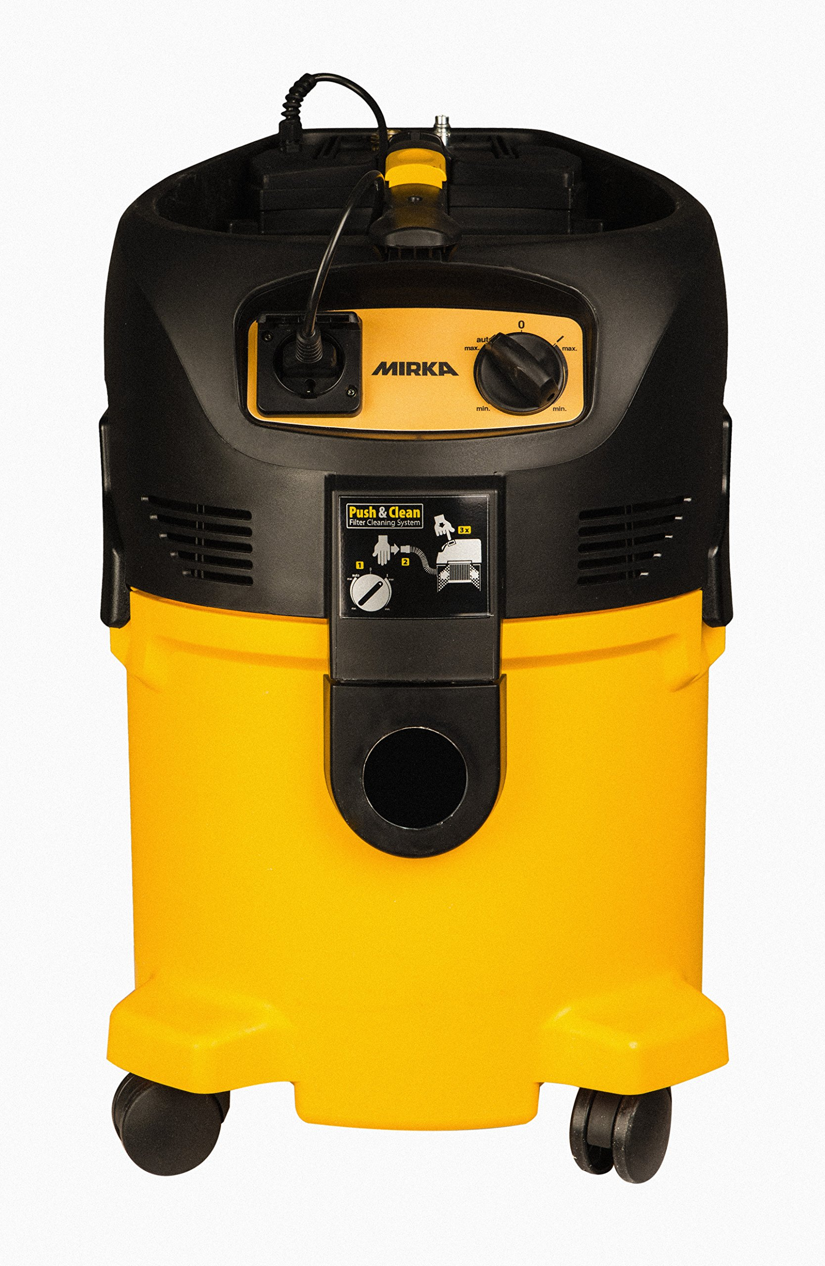 Mirka MV-912 30-Liter Portable Vacuum by Mirka