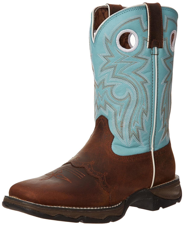 Durango Boots Powder′n Bottes Marron Turquoise Work Selle western bottes western d équitation Work Boots Powder′n Lace 17ffc08 - boatplans.space