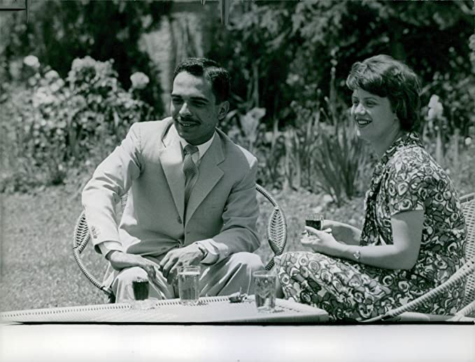 Nytt Amazon.com: Vintage photo of Hussein bin Talal, King of Jordan DL-42