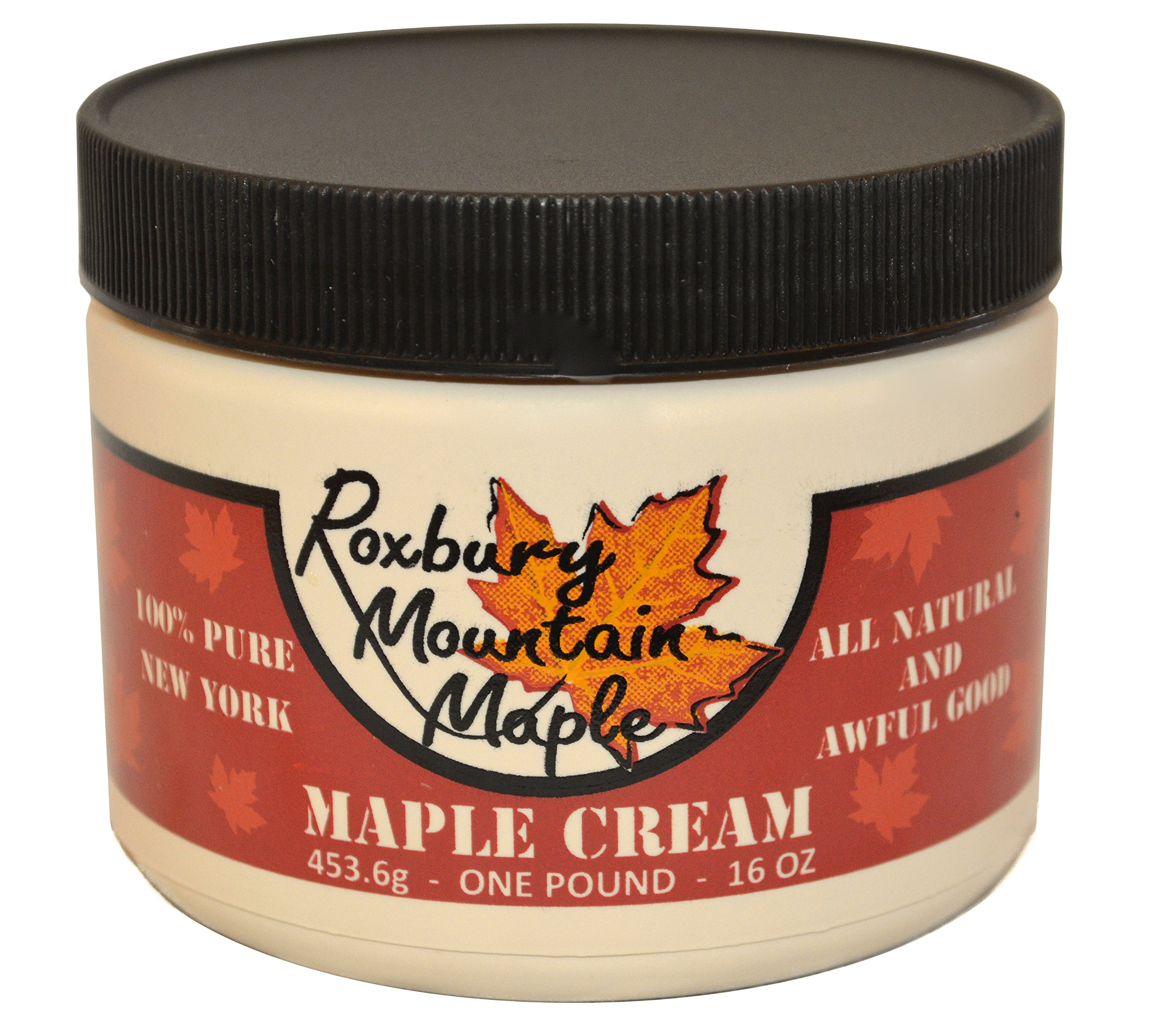 Roxbury Mountain Maple Cream, 16 Ounce