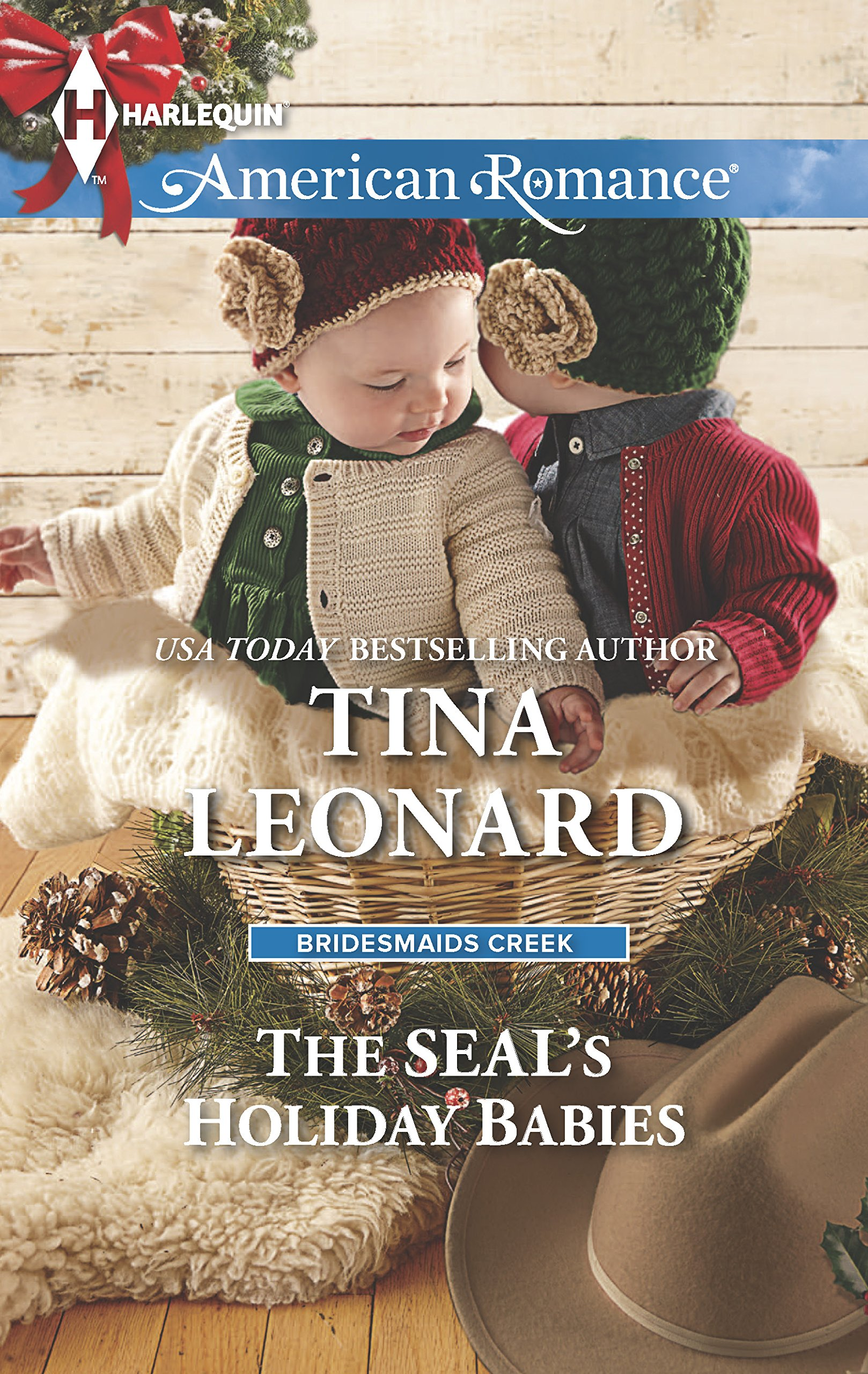 Read Online The SEAL's Holiday Babies (Bridesmaids Creek) pdf