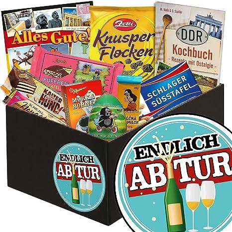 Endlich Abitur Schokolade Box Geschenkbox Endlich Abitur