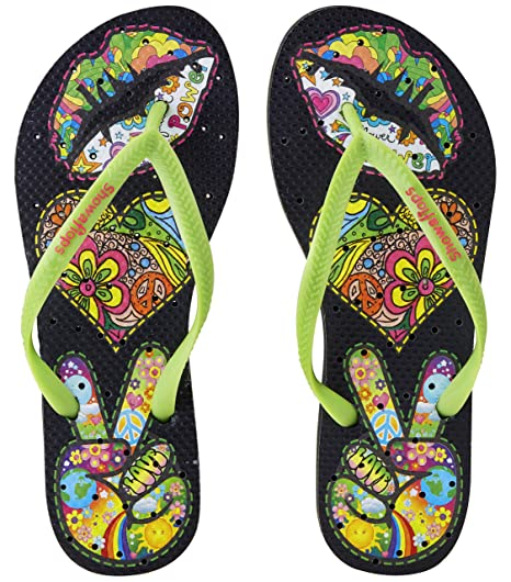 Showaflops Donna Doccia Schiuma antimicrobico Water Sandals