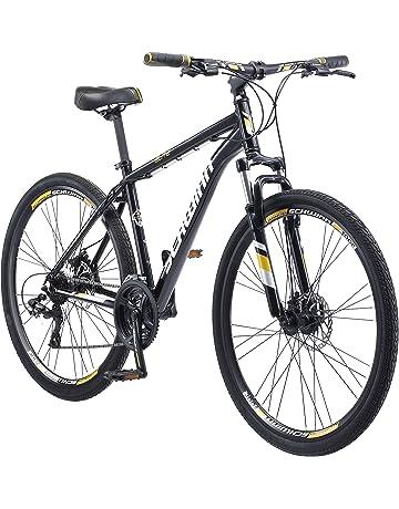 021c2cc04e3 Schwinn GTX Comfort Hybrid Bike Line with Front Suspension, Featuring  16-18-Inch