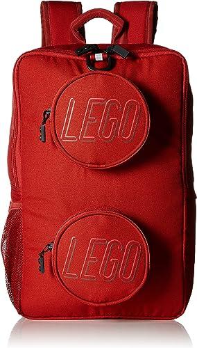 LEGO Brick, Crimson, One Size
