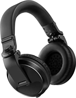 Pioneer HDJ-X5 Negro Circumaural Diadema Auricular - Auriculares (Circumaural, Diadema, Alámbrico